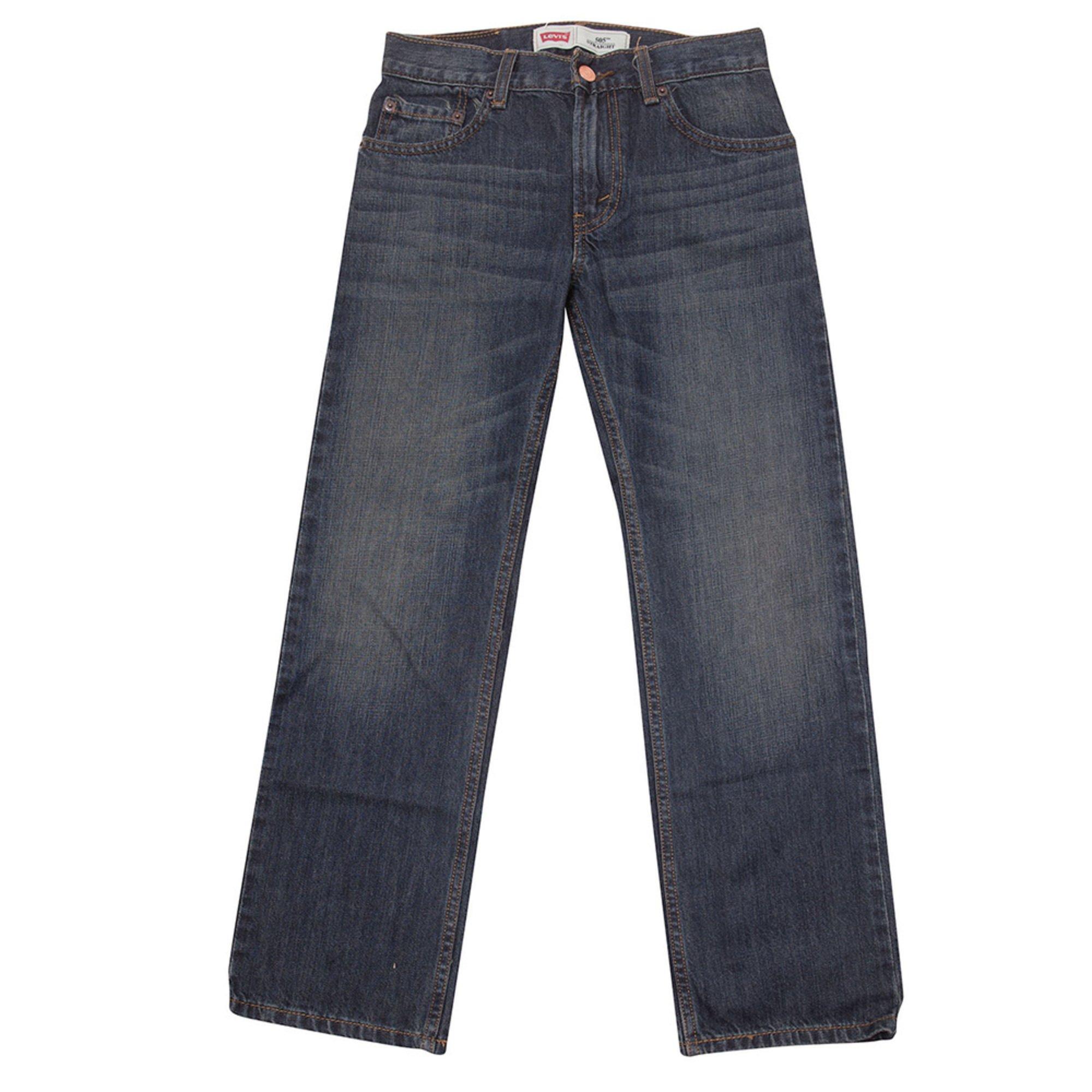 Levi's Big Boys' 505 Regular Roadie Jeans | Big Boys ... - photo #29