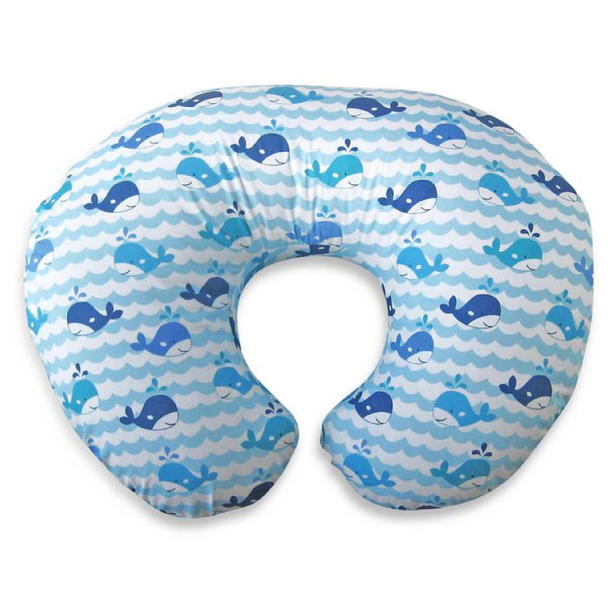 boppy pillow with whale watch slipcover baby supports u0026 pillows