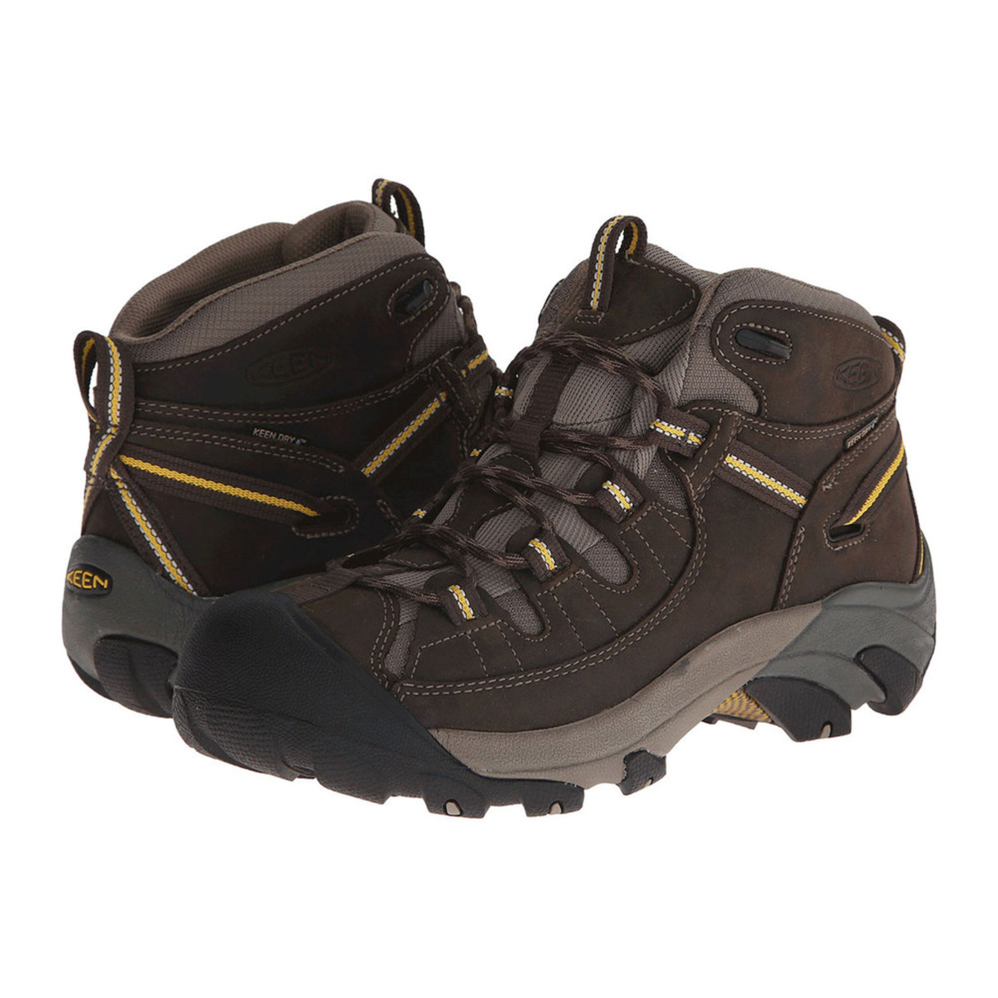 a741b647247 Keen Men s Targhee Ii Mid Waterproof Hiking Boot