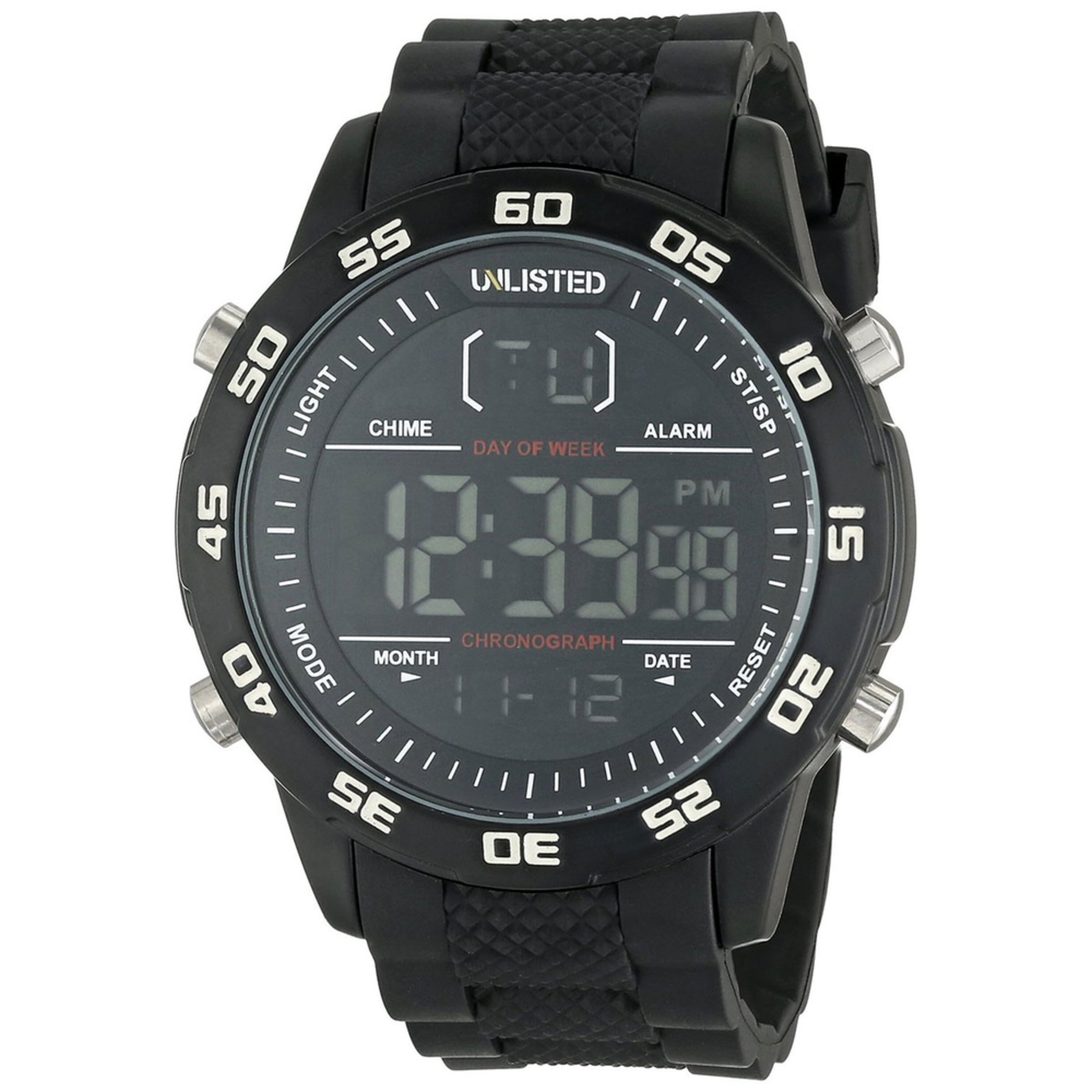 unlisted s digital silicone 49mm s