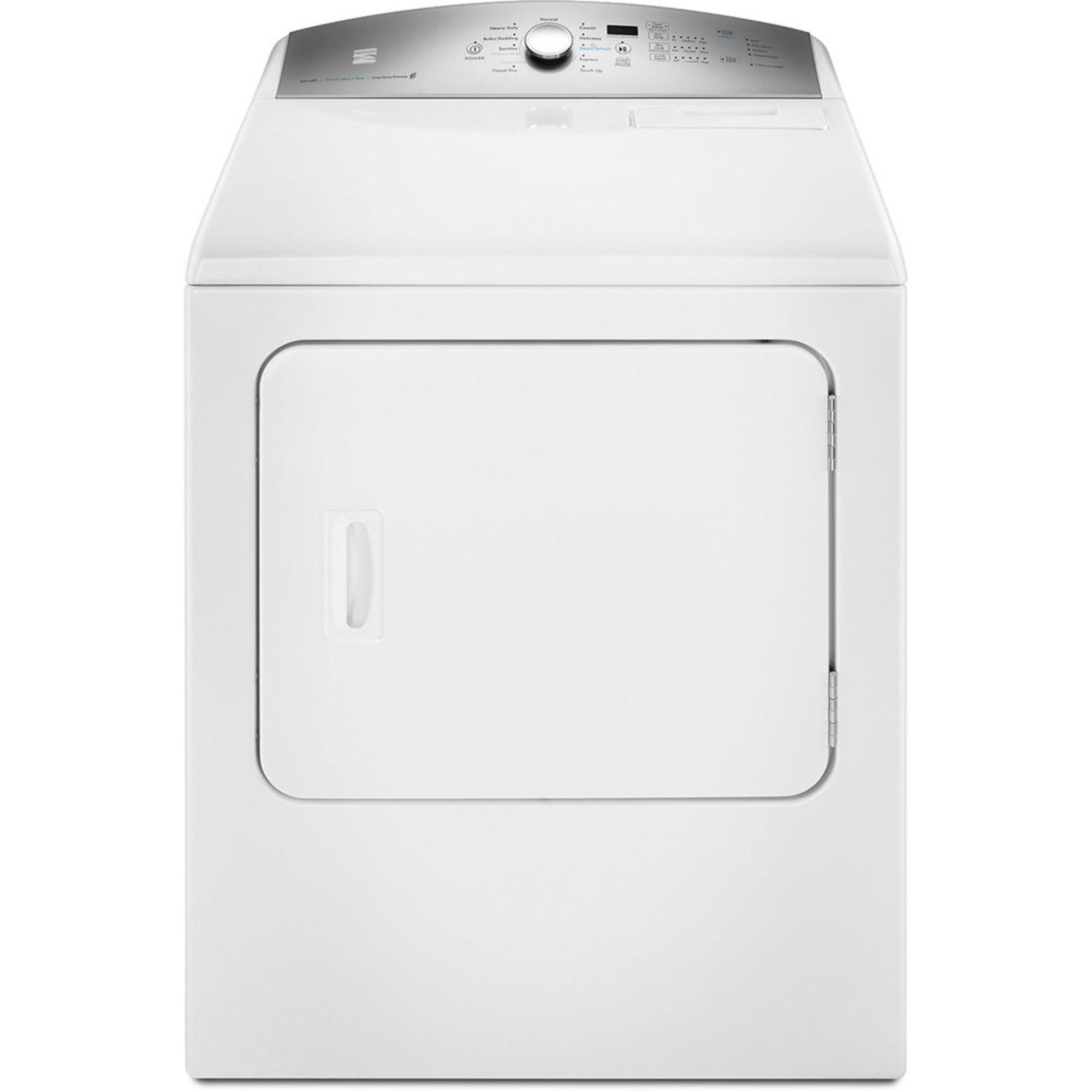 Kenmore 7.0-cu.ft. Electric Dryer, White (26-67132