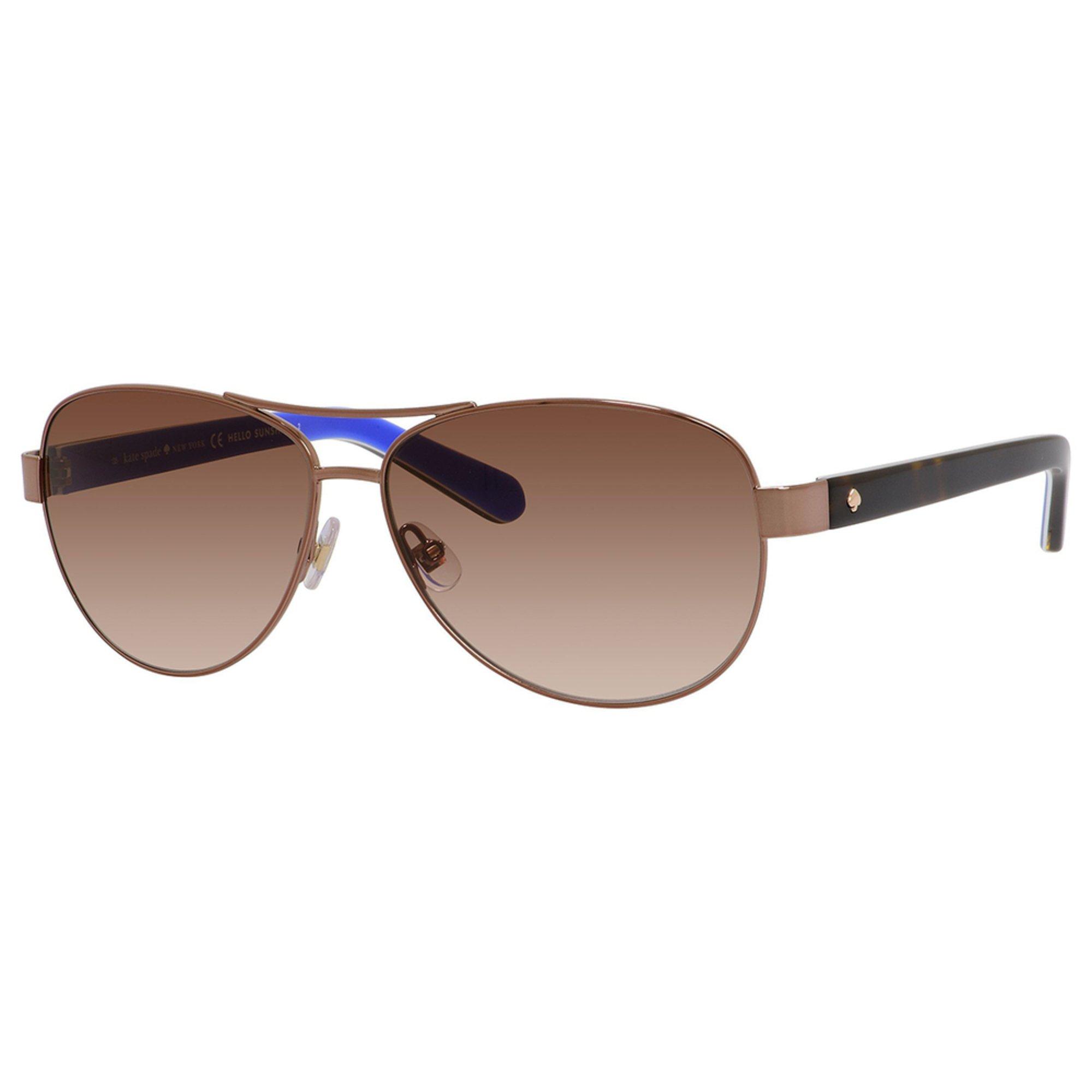 d5146a4e55b Kate Spade New York. Kate Spade New York Women s Dalia 2 Aviator Sunglasses