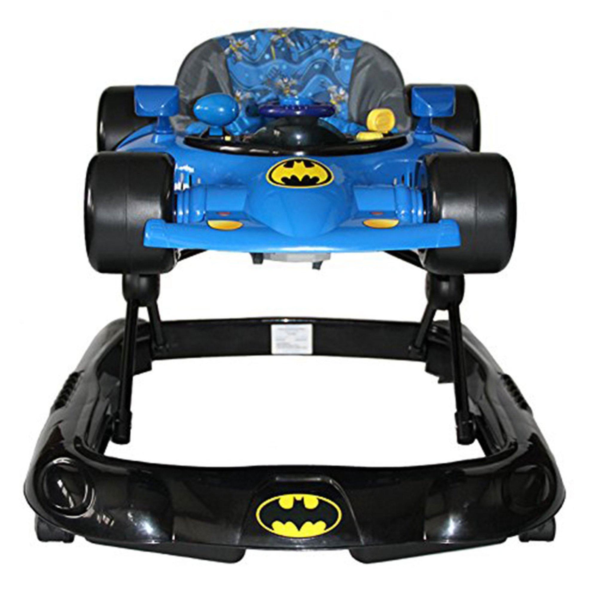 Three Tampa Prep Students Present To American Society Of: Kidsembrace Batman Baby Walker