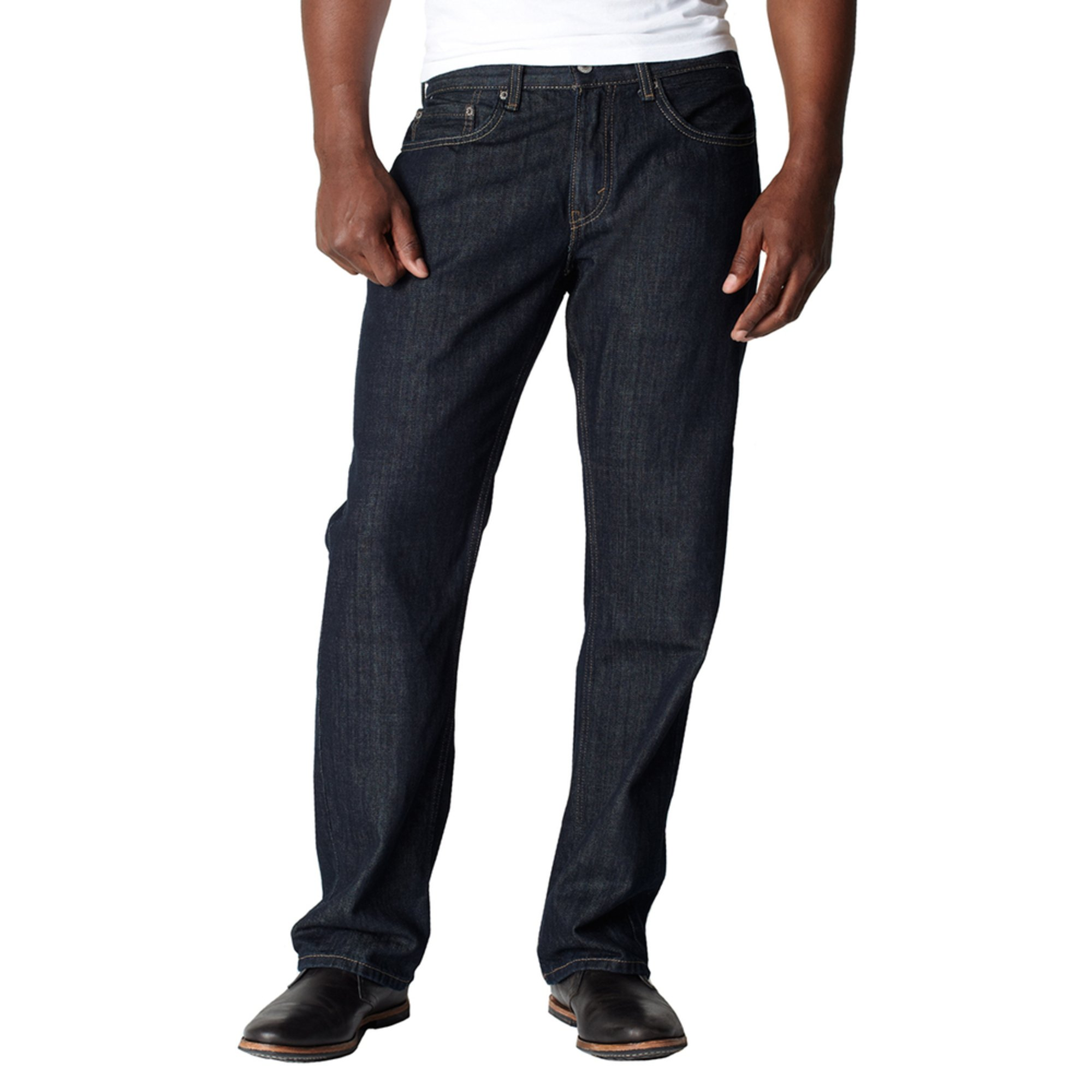 c5dcb49545b5bb Levi's Men's Big & Tall 559 Relaxed Fit Straight Leg Jeans | Men's ...