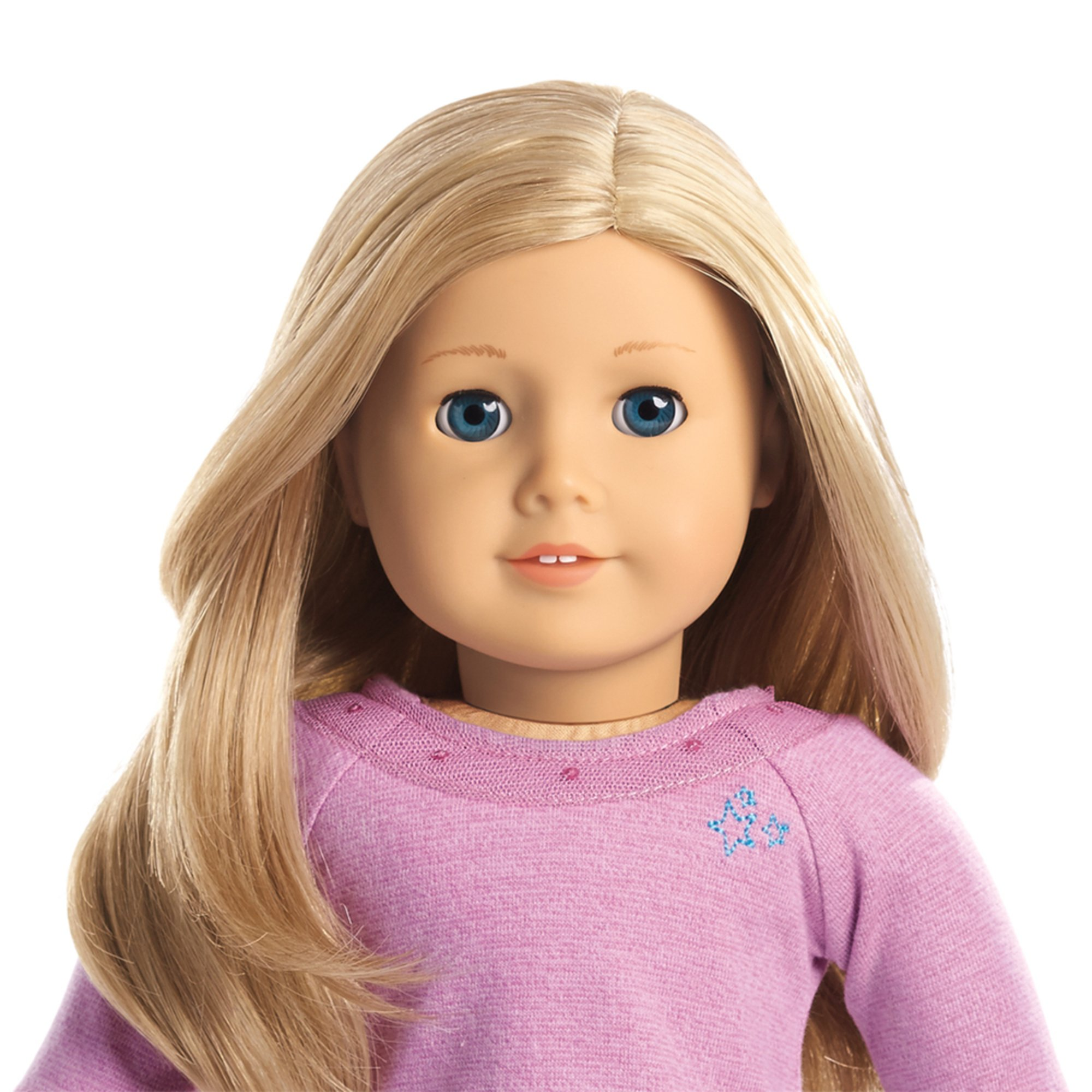 American Girl Truly Me Doll Blue Eyes Light Skin And