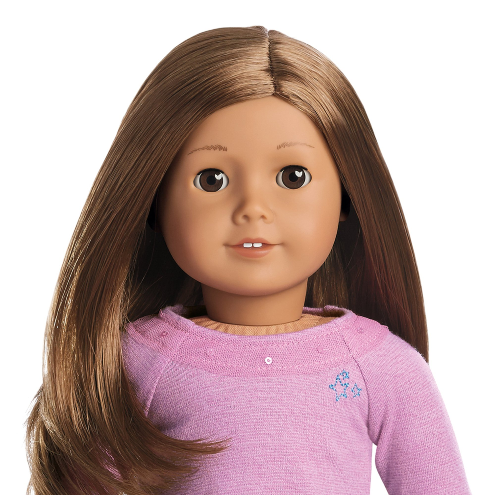 American Girl Truly Me Doll Brown Eyes, Medium Skin And ...