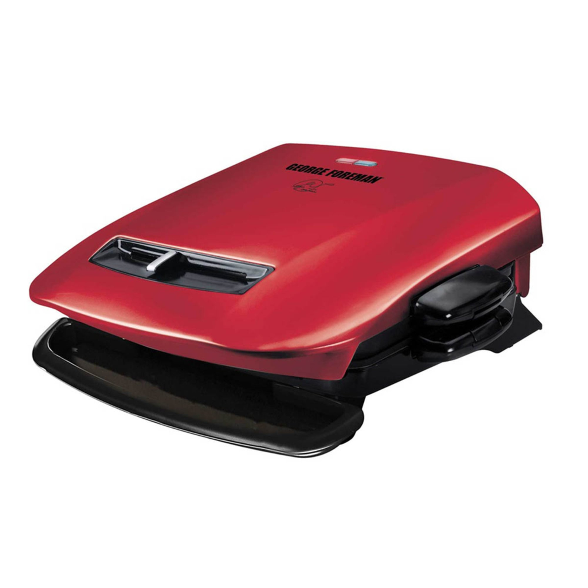 George foreman 5 serving removable plate grill grp2841r - Largest george foreman grill with removable plates ...