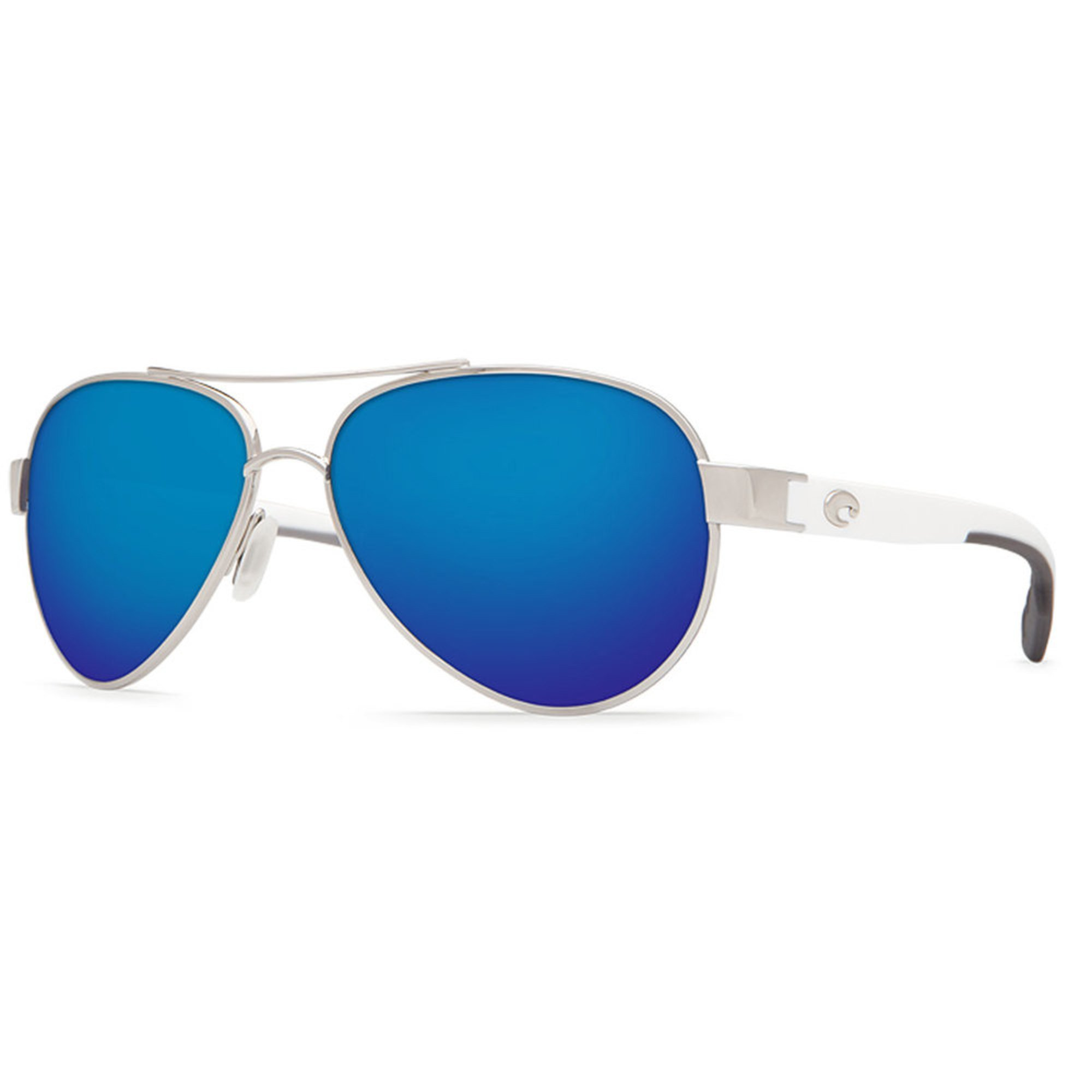 c83eef26953b7 Costa Del Mar Unisex Polarized Loreto Palladium Sunglasses