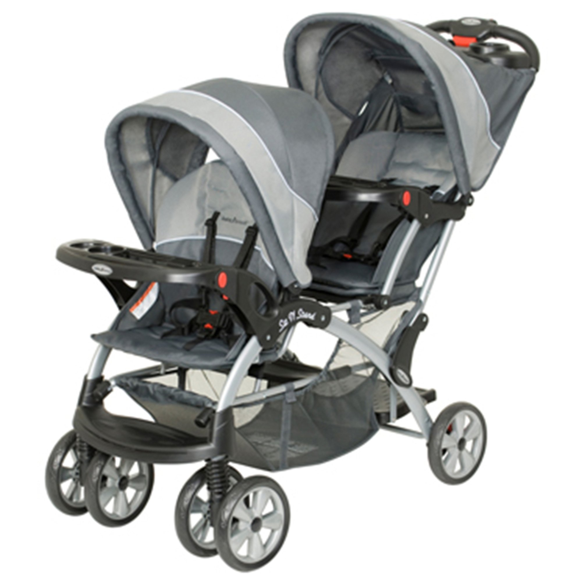 Baby Trend Sit N Stand Double Stroller Pistachio: 0
