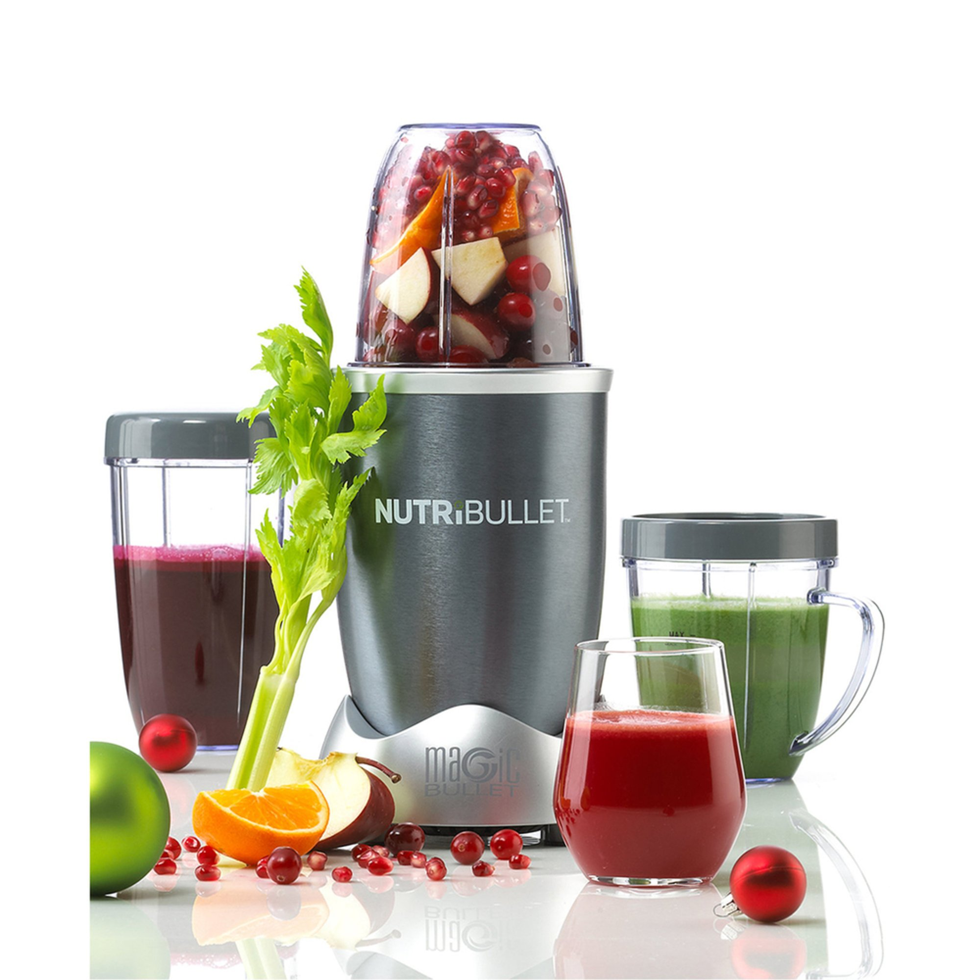 Nutribullet 600 Watt Blender System By Magic Bullet