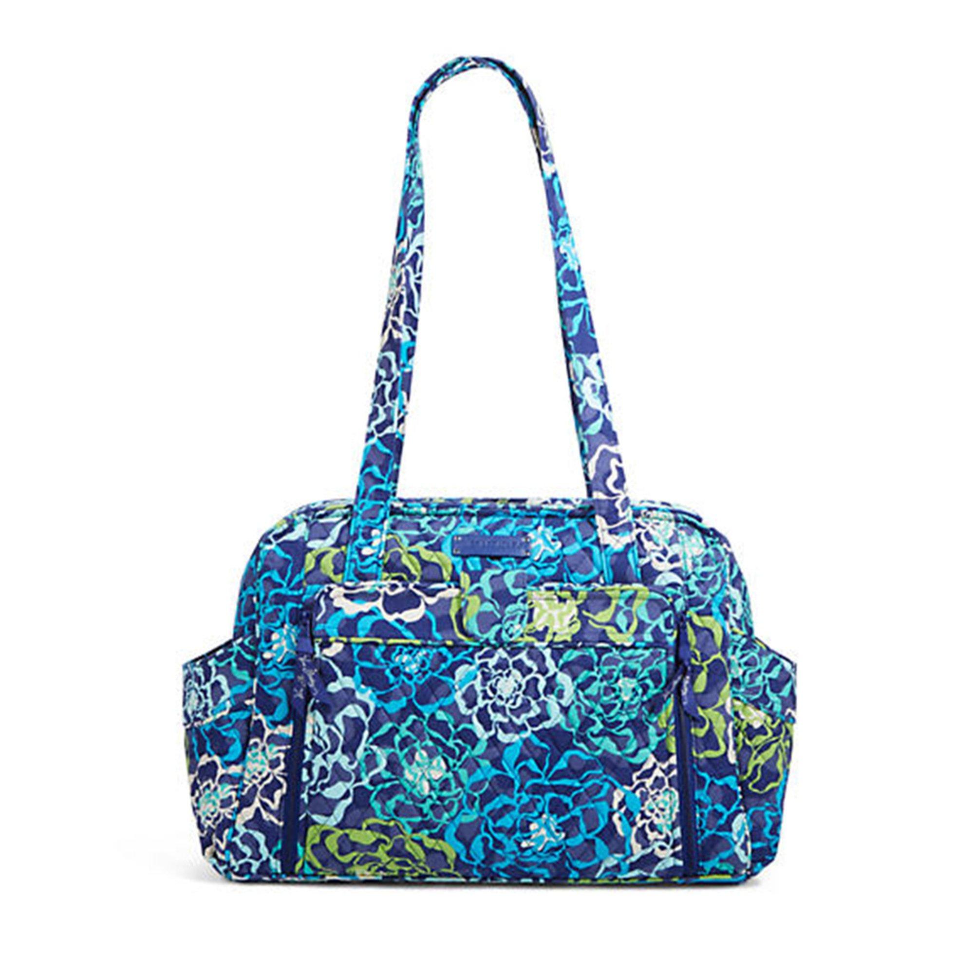 Vera Bradley Stroll Around Baby Bag Katalina Blue Totes