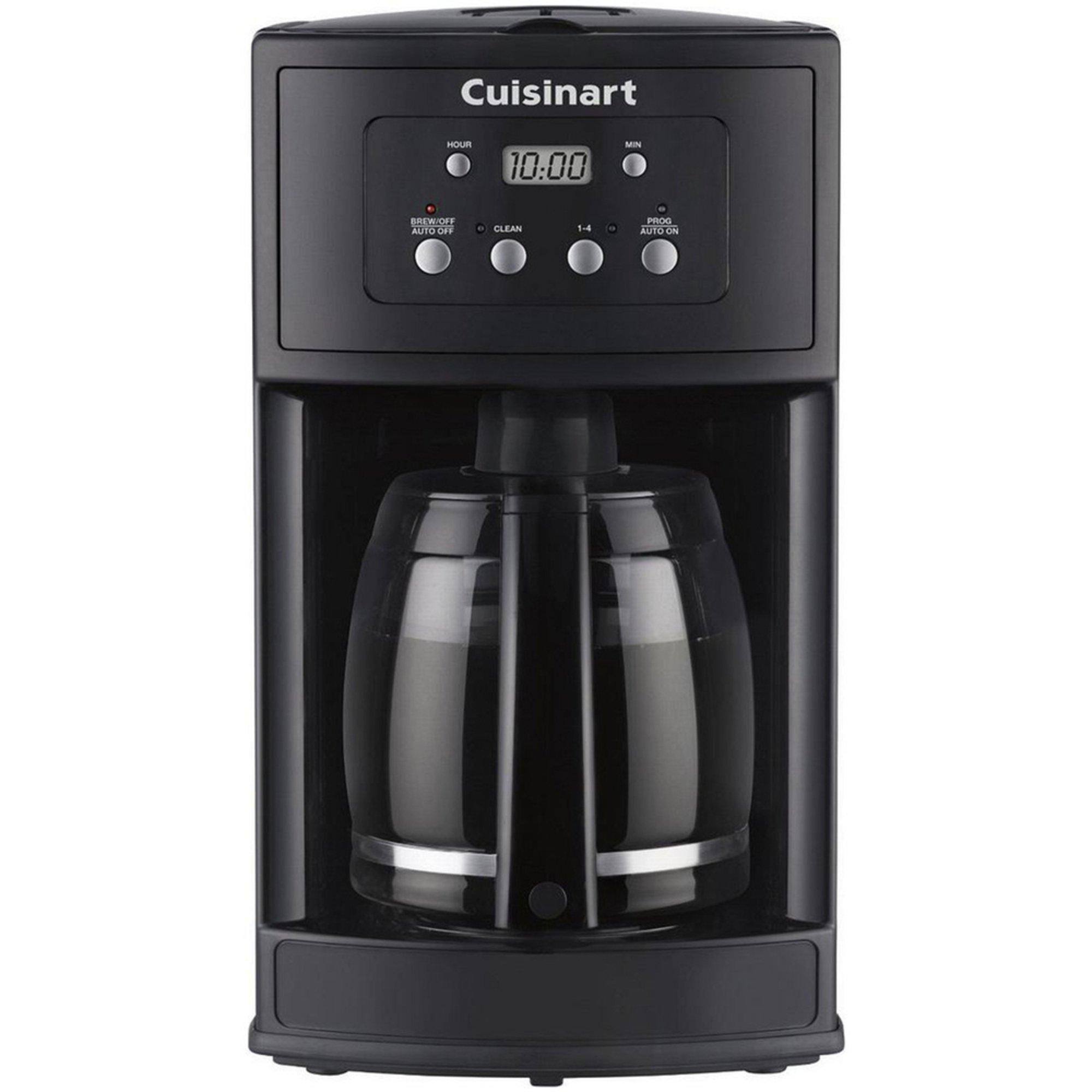 Cuisinart Coffee Maker Dcc 500 : Cuisinart Dcc-500 12-cup Programmable Coffee Maker Coffee Makers For The Home - Shop Your ...