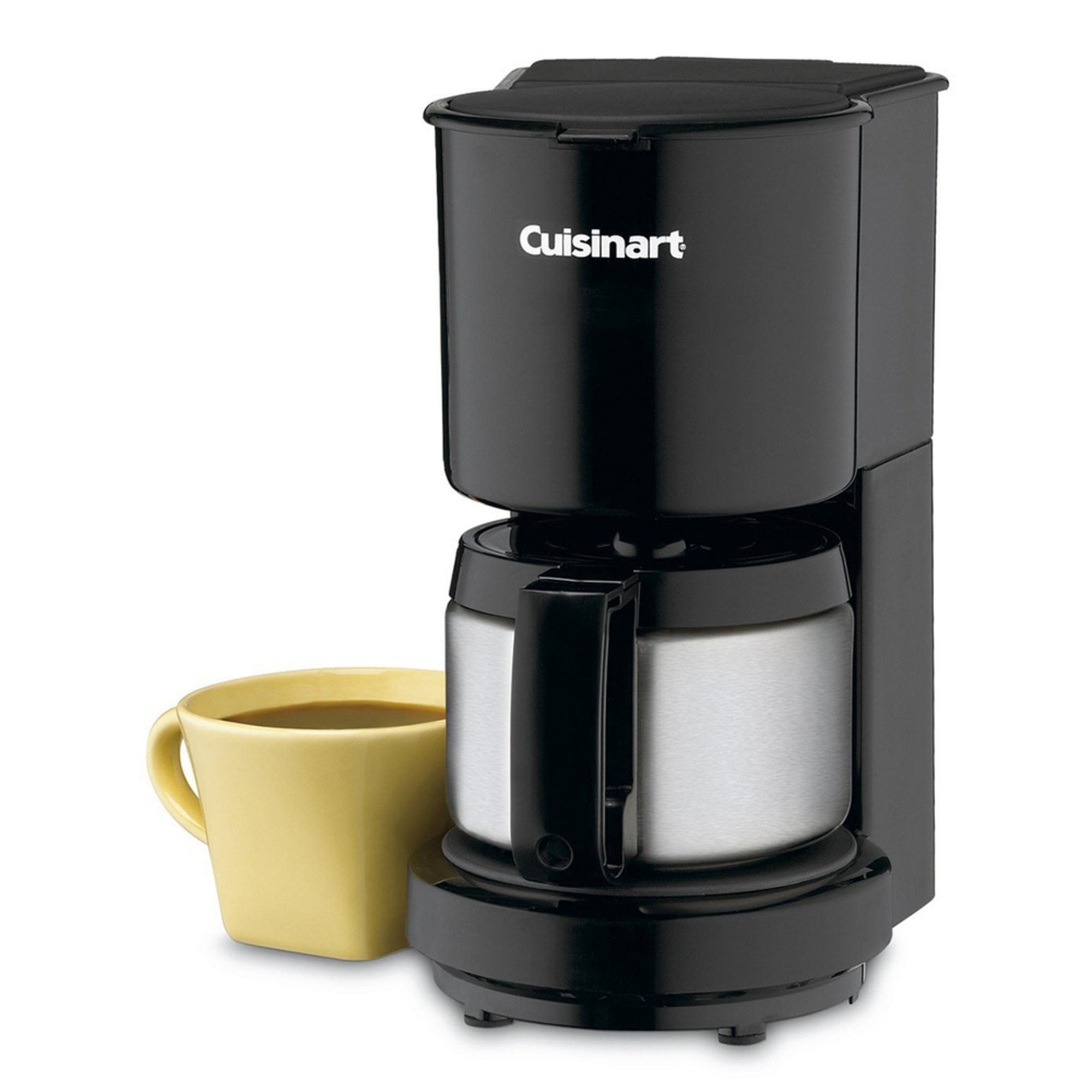 Coffee Maker Big W : Cuisinart 4 Cup Coffee Maker W/stainless Steel Carafe (dcc-450bk) Coffee Makers For The Home ...