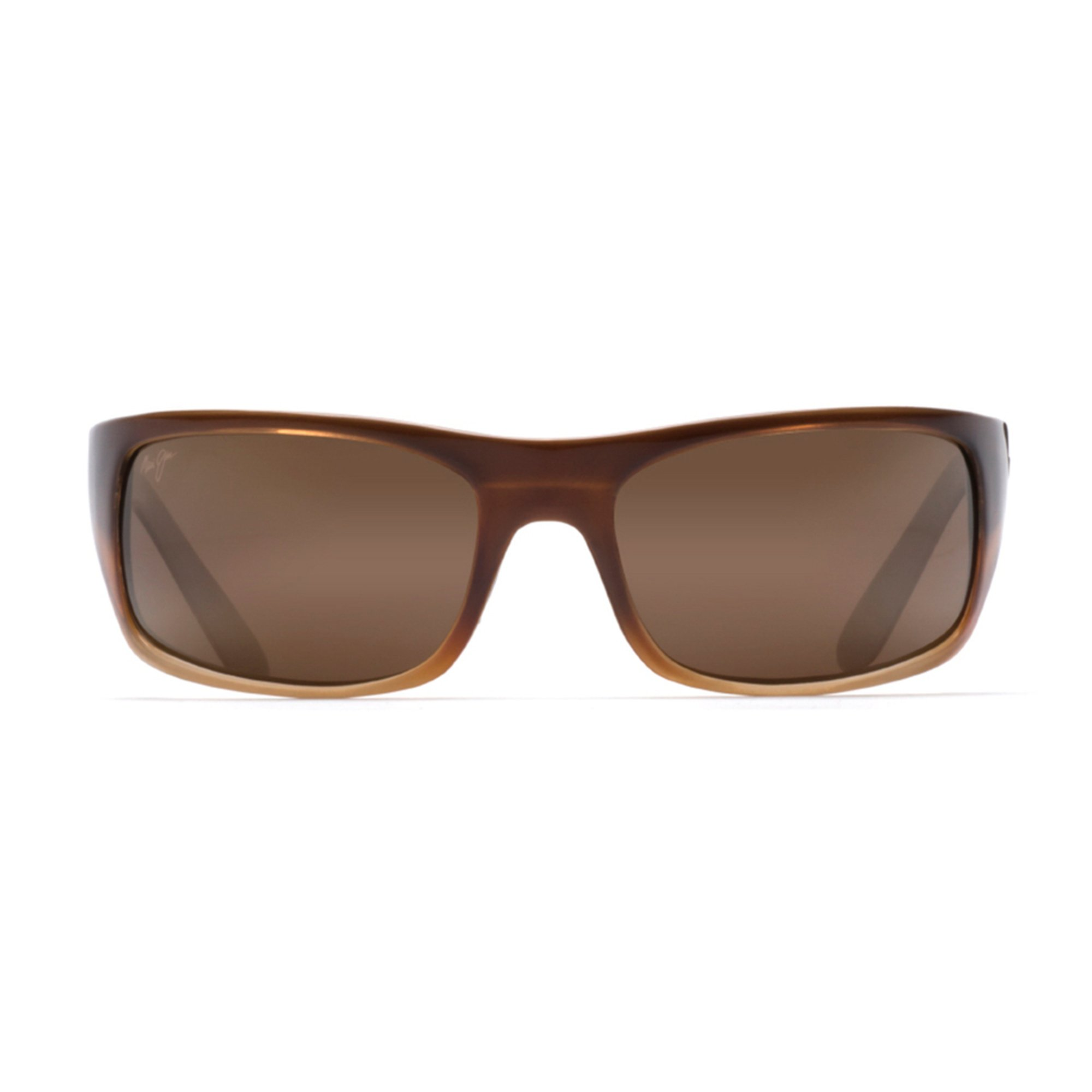 8b3a3e67461f Maui Jim Unisex Peahi Redfish Polarized Wrap Sunglasses | Unisex ...