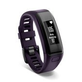 GARMIN VIVOSMART HR ACTIVITY TRACKER - PURPLE_D