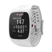 Polar M430 GPS Running Watch - White