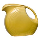 Fiesta Large Disk Pitcher, Sunflower