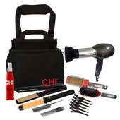 CHI Tool Caddy Collection With G2 Iron, Orbit 1
