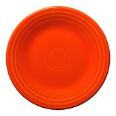 Fiesta Poppy Lunch Plate