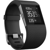 Fitbit Surge Fitness Superwatch - Black / Large